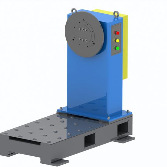 Single Axis Spindle Servo Positioner