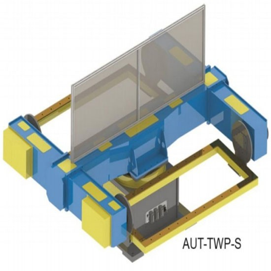 Turing Three Axis Positioner